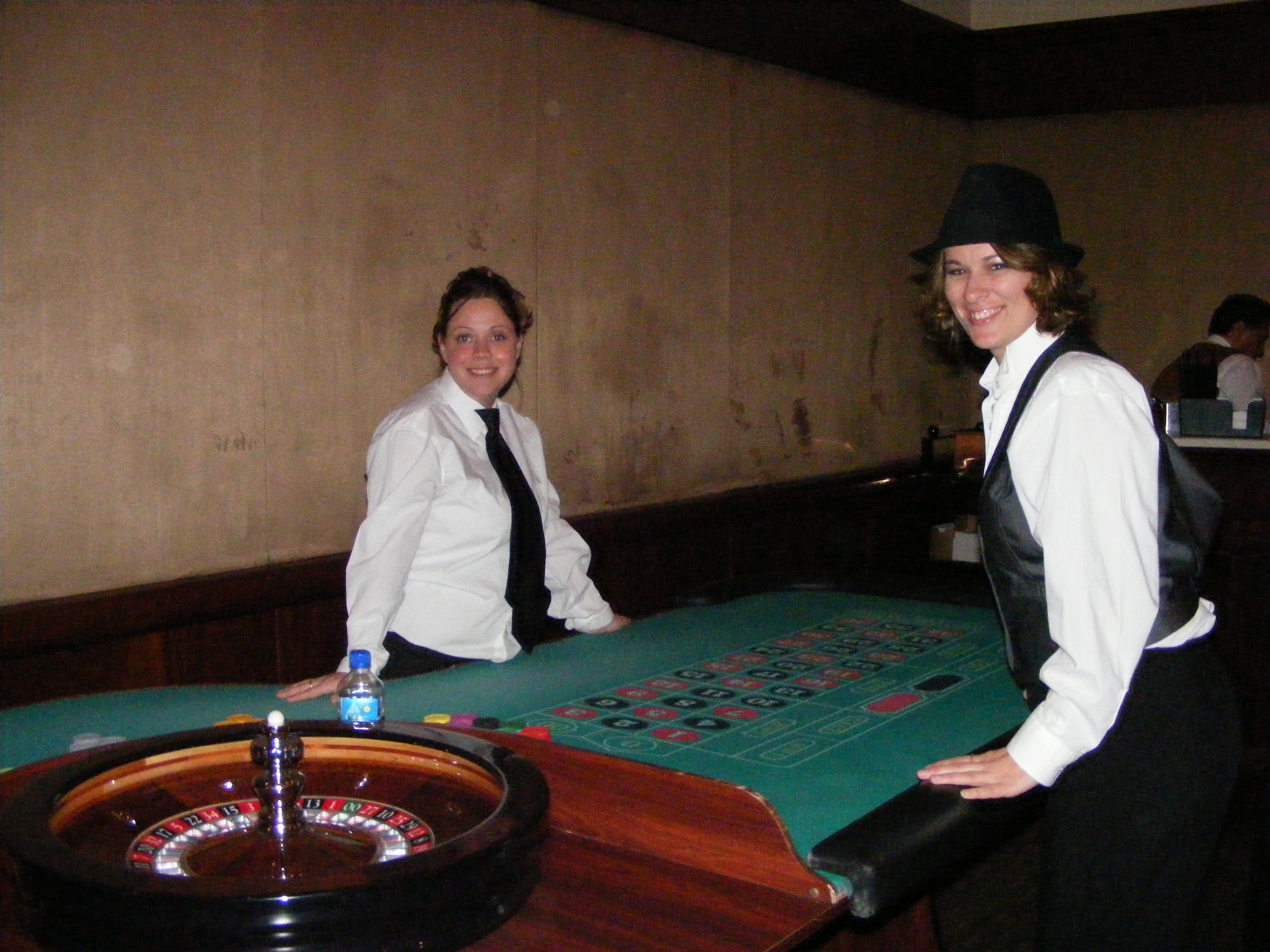 Casino games for events