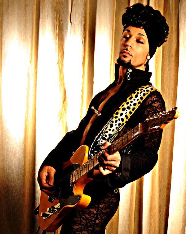 Best Prince Impersonators in Las Vegas