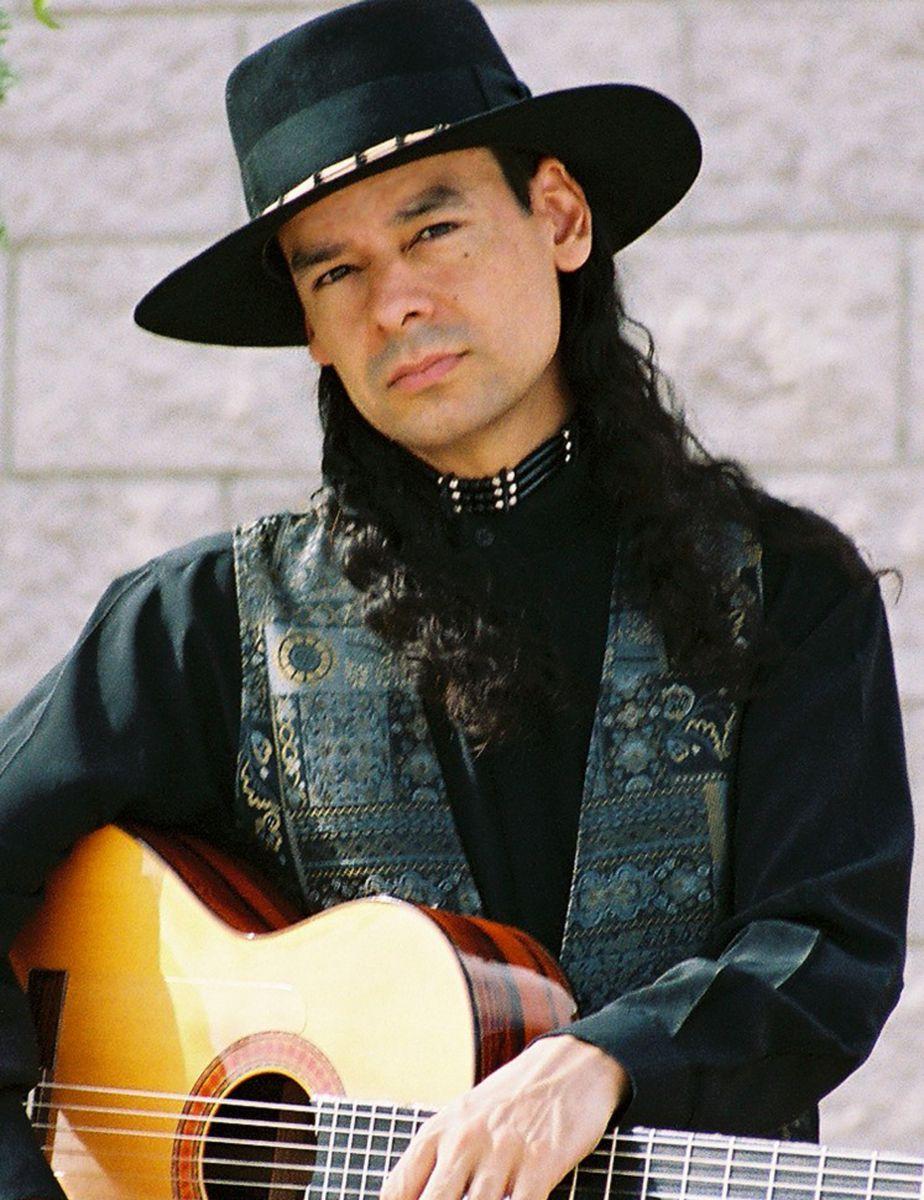 Best Spanish Classical Flamenco Guitarist Entertainment in Las Vegas