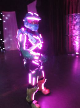 Light Robot For Your Event
