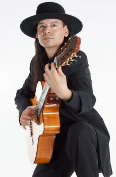 Spanish Classical Flamenco Guitarist